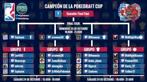 Pokedraft Cup fase final